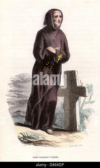 Francis Assisi Tiron - Stock Image