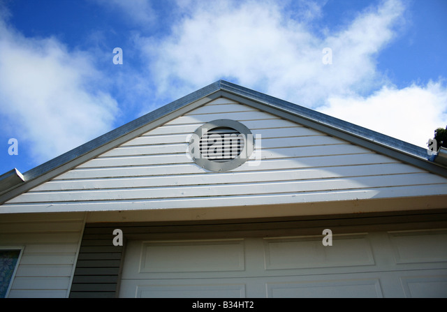 Gable roof stock photos gable roof stock images alamy for Gable roof garage