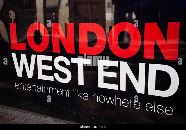 Leicester Square, a hugely popular area for tourism in the West End, London. - Stock Image