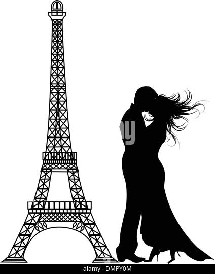 Romance Book Cover Vector : Silhouette hug black and white stock photos images alamy