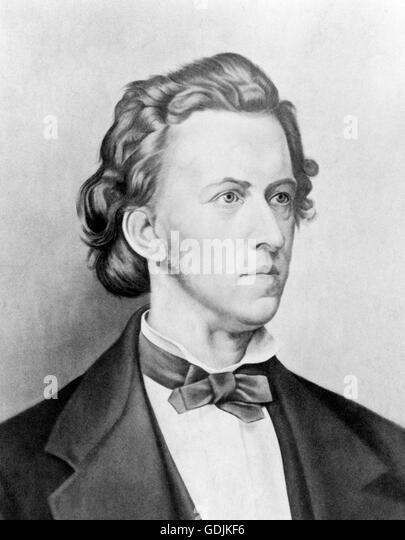 Frédéric François Chopin Biography