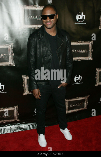 Taio Cruz in attendance for Celebrities Party at Gallery Nightclub, Planet Hollywood Resort and Casino, Las Vegas, - Stock Image