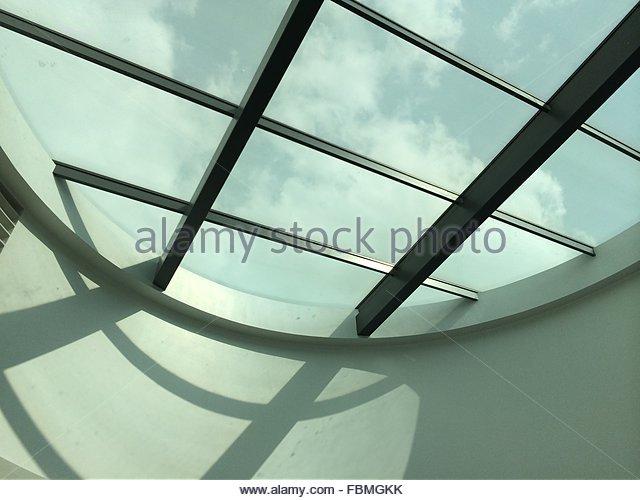 Big skylight stock photos big skylight stock images alamy for Large skylights