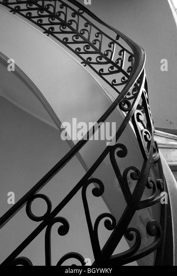 Deco Banister Stock Photos Amp Deco Banister Stock Images