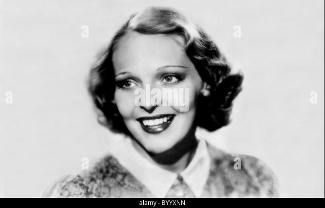 SALLY BLANE ACTRESS (1932) - Stock Image