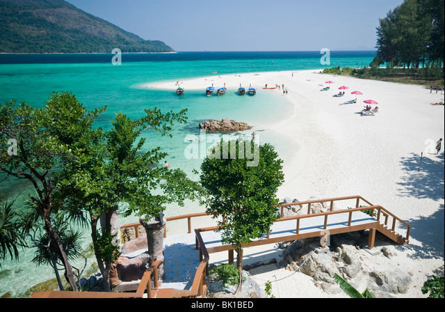 Ko Lipe, Andaman Sea, Thailand - Stock Image