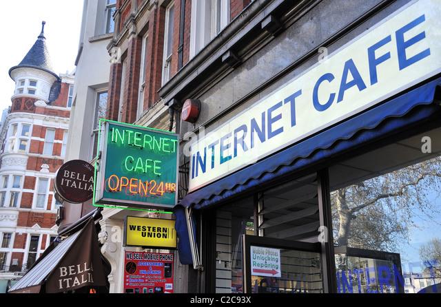 Internet Cafe West Village Nyc