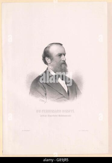 Dinstl, Ferdinand - Stock Image