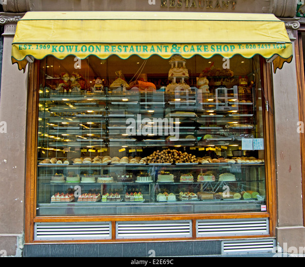 Cake Shop In Kowloon City