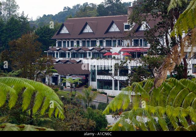Tanah rata stock photos tanah rata stock images alamy for Upmarket hotel