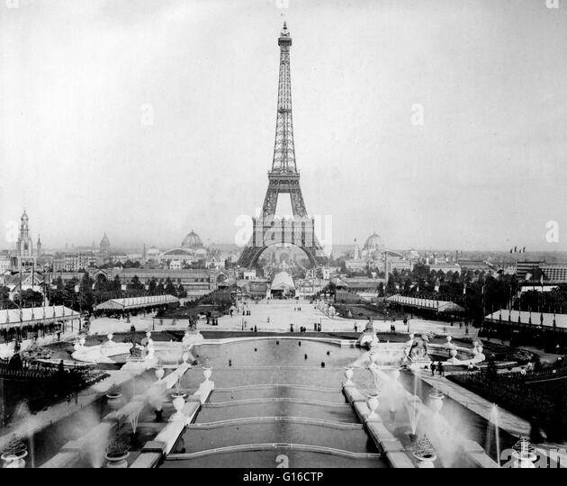 Universal exposition stock photos universal exposition for Expo paris mars