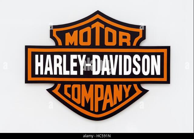 Harley davidson logo harley davidson stock photos harley for Harley davidson motor co