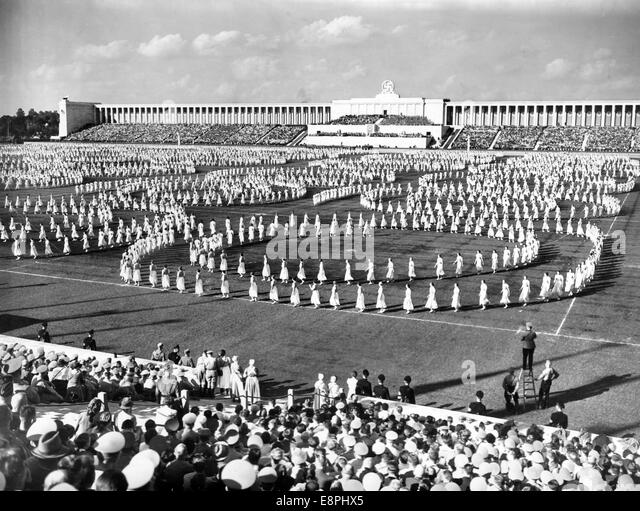 nuremberg girls The city of nuremberg hosted hitler's nazi party propaganda rallies in the 1930s - but today lies in ruin now, city chiefs want the german taxpayer to fund a £60million renovation of the site.