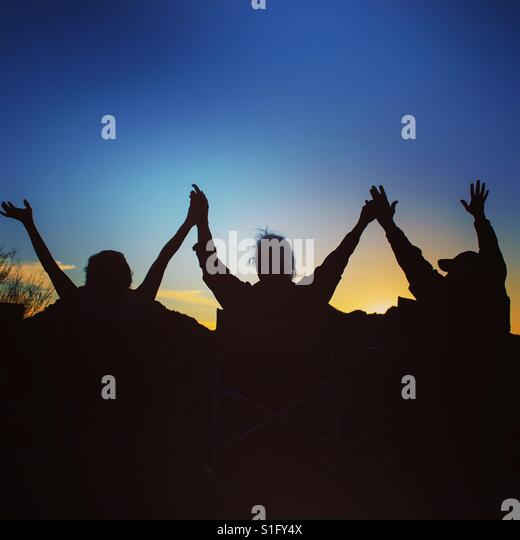 Welcome Sunrise - Stock-Bilder