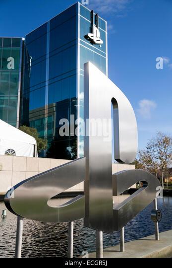 The headquarters of Sony Computer Entertainment America (SCEA). - Stock Image