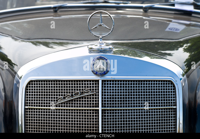 Mercedes benz 220 stock photos mercedes benz 220 stock for Mercedes benz stock symbol