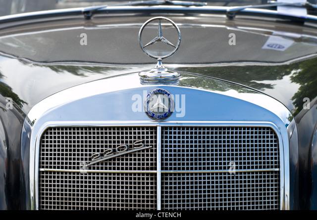 Mercedes benz 220 stock photos mercedes benz 220 stock for Mercedes benz stock symbol