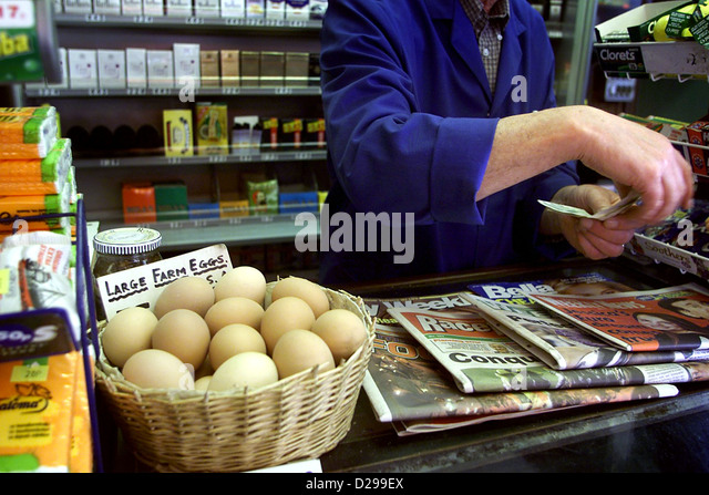 Sell by date on eggs