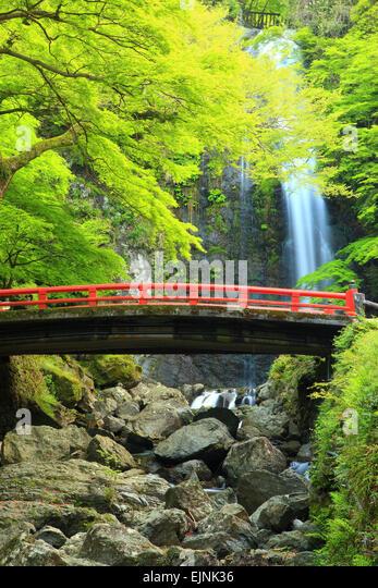 Osaka Prefecture  Japan - Stock Image