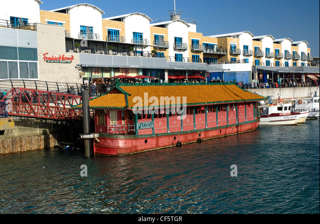 Brighton Chinese Restaurant Boat