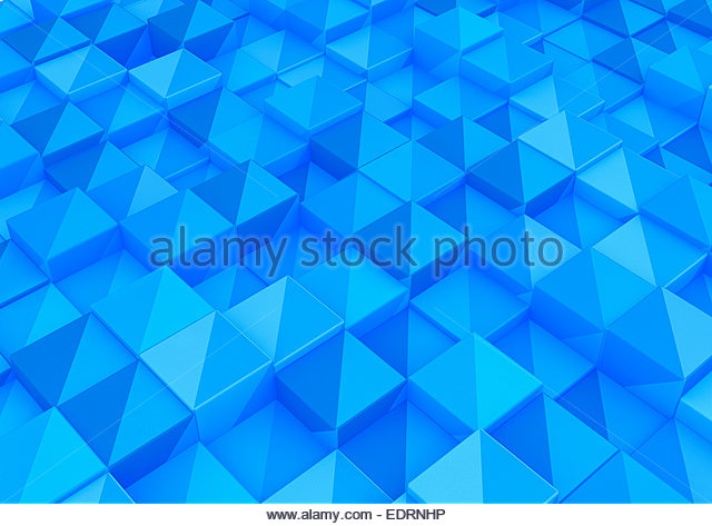 Tessellation Mosaic on Tessellation Cut Outs