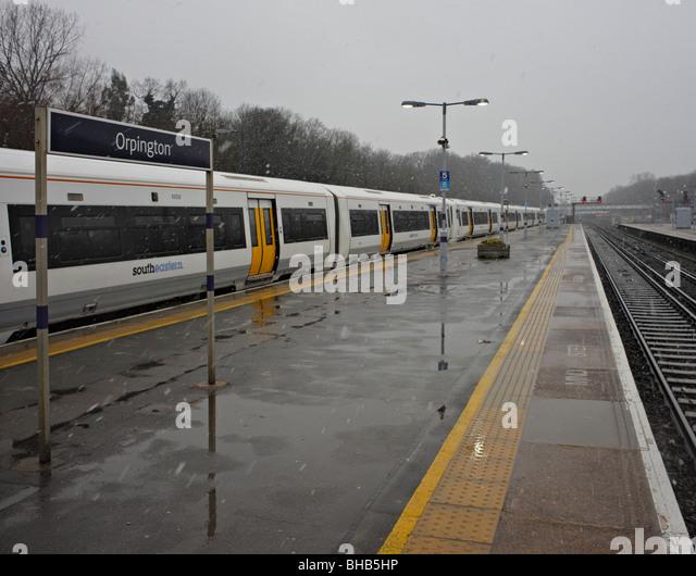 Salisbury Train Station Car Park