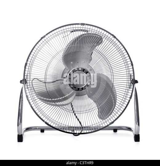 Powerful Floor Fans : Electrical fan stock photos images