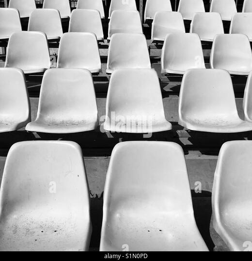 Seats - Stock Image