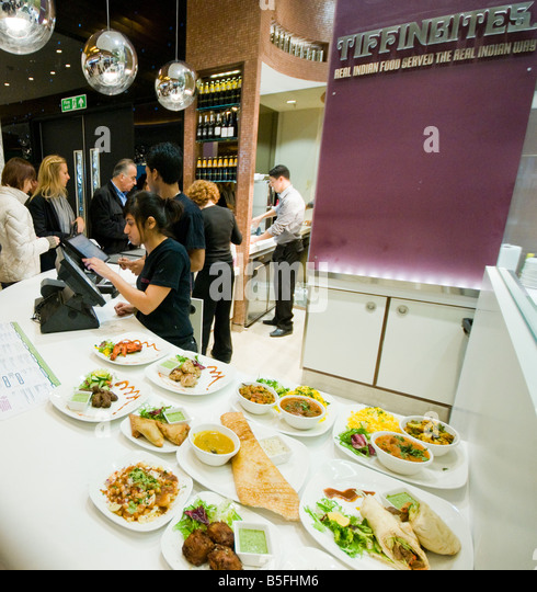 Tiffin Restaurant London
