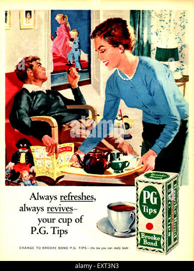 Pg Tips Stock Photos & Pg Tips Stock Images