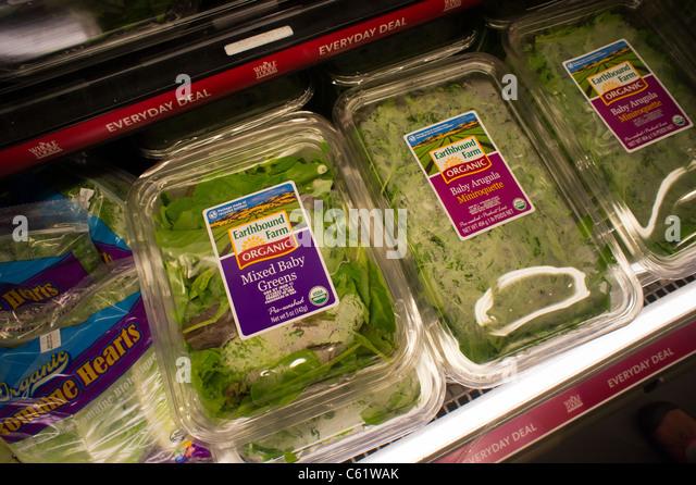 Greens Natural Food Store New York