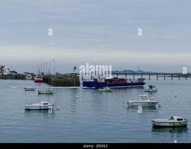 brittany ferry roscoff stock photos brittany ferry roscoff stock images alamy. Black Bedroom Furniture Sets. Home Design Ideas