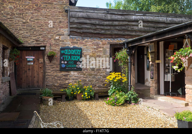 Harts Barn Tea Room