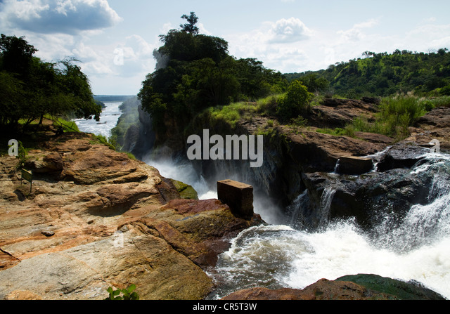 Murchison Falls National Park, North Uganda, Africa - Stock Image