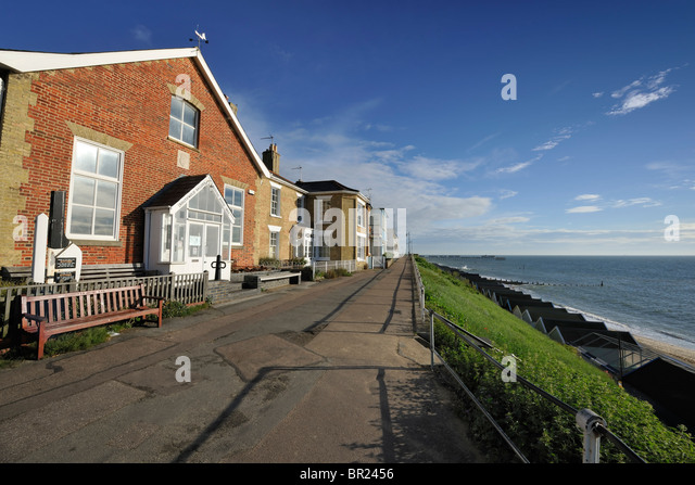 The Sailors Reading Room - Southwold, Suffolk, England - Stock Image