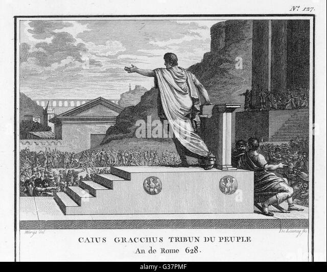 gaius gracchus Tiberius gracchus (latin: ti empronivs i raccvs born c 169-164 - 133 bc) was a roman populist and reformist politician of the 2nd century bc he was a son of tiberius gracchus the elder and cornelia africanaas a plebeian tribune, tiberius gracchus caused political turmoil in the republic with his reforms of agrarian.