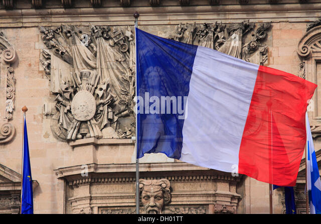 Tricolore french stock photos tricolore french stock for Departement bouche du rhone