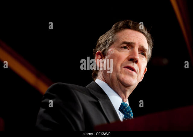 Dec 2, 2010 - Washington, District of Columbia, Senator. JIM DEMINT, (R-SC) speaks to the media about the ''Tax - Stock Image