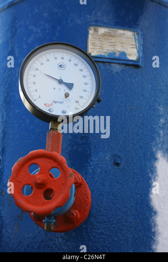how to read a water manometer