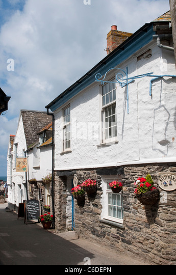 Old Shop Padstow Stock Photos & Old Shop Padstow Stock Images - Alamy