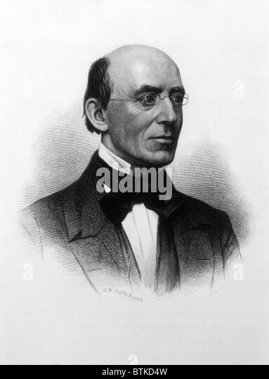 william lloyd garrison William lloyd garrison (december 13, 1805 – may 24, 1879) was an american abolitionist, meaning he wanted to end slavery in the united states.