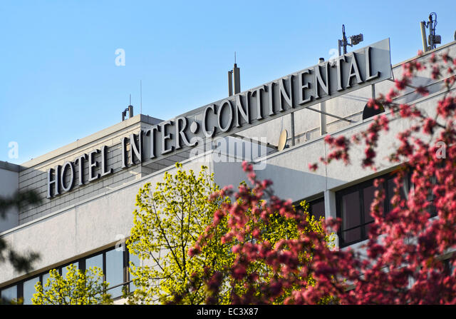 Interconti stock photos interconti stock images alamy for Hotel international hamburg