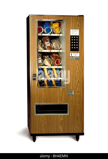 fashioned vending machine