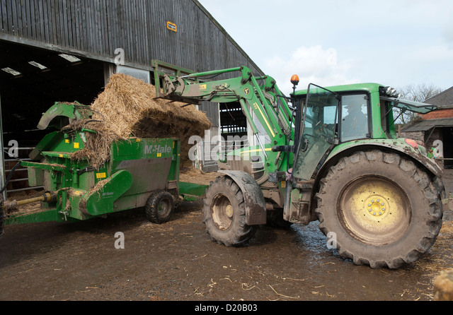 New Holland Tractor Bedding : Loader uk stock photos images alamy