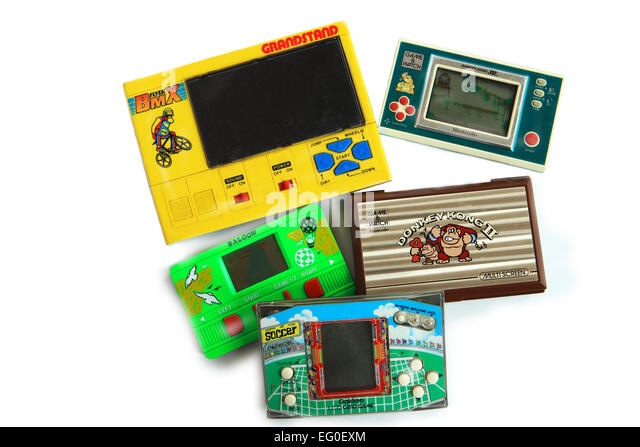 80s Electronic Toys : S toys stock photos images alamy