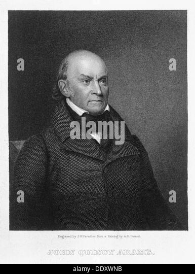a biography john quincy adams the sixth president of the united states Adams, john quincy, (son of john  by john quincy adams, sixth president of  life and public services of john quincy adams, sixth president of the united states.