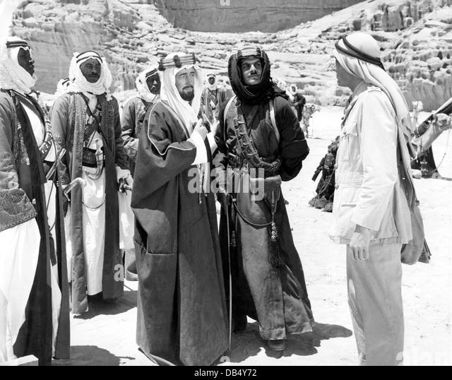 Lawrence Of Arabia David Lean: Peter O'toole Stock Photos & Peter O'toole Stock Images