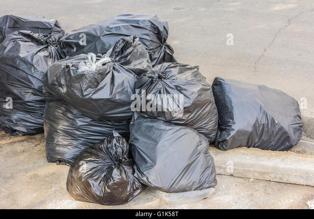 Pile Bin Bags Stock Photos & Pile Bin Bags Stock Images ...