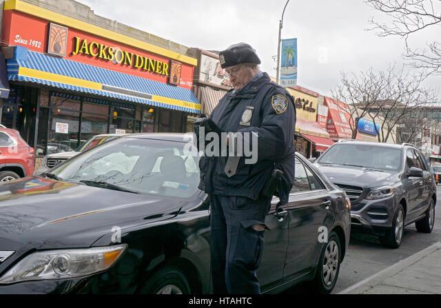 Jackson Heights Car Parking