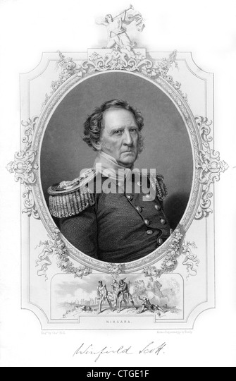an introduction to the life of winfield scott Introduction major general winfield scott hancock was among those   david m jordan, winfield scott hancock: a soldiers life, p 9.